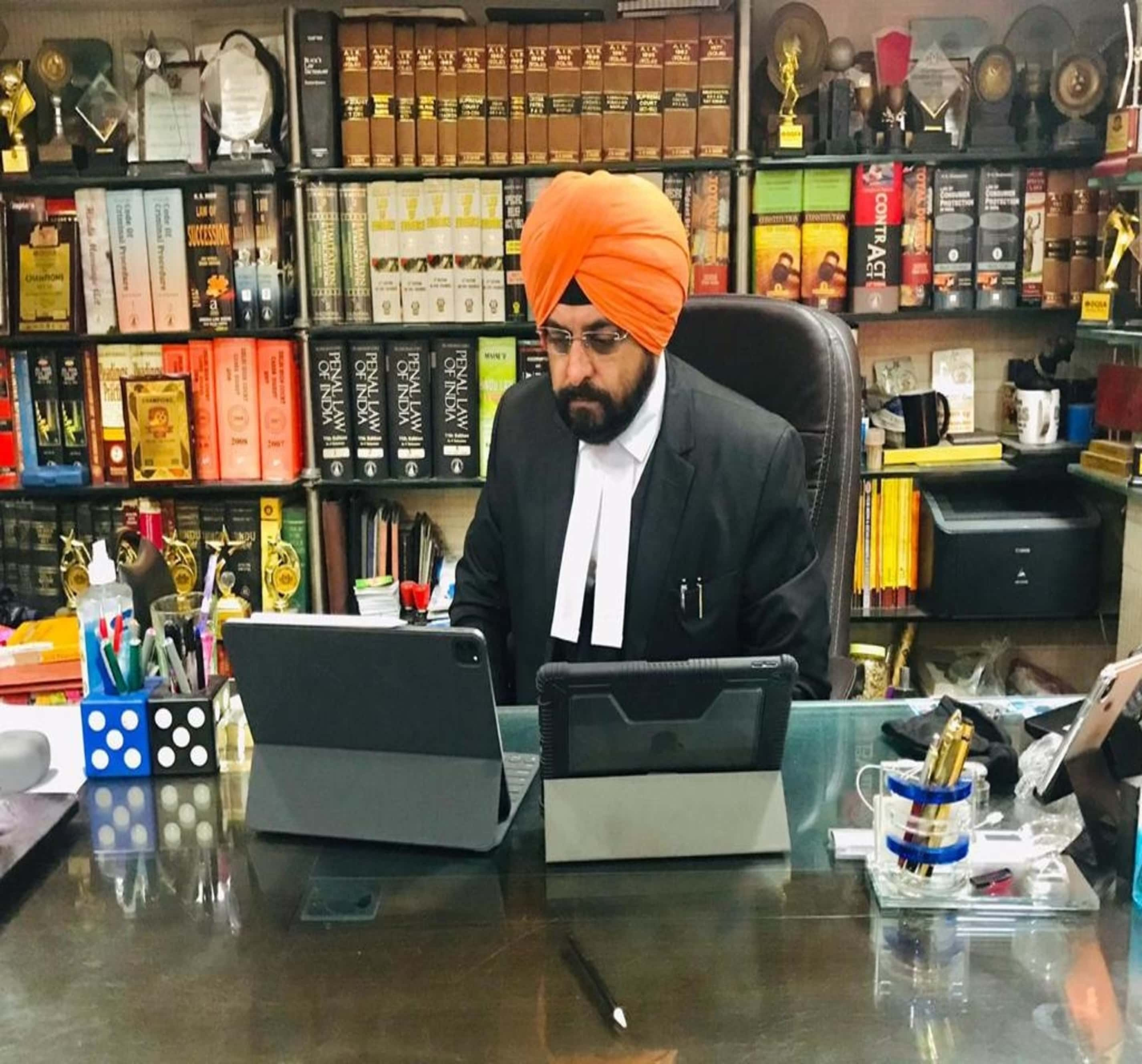 Mr. Amarjeet Singh Sahni