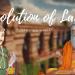 Evolution of Law