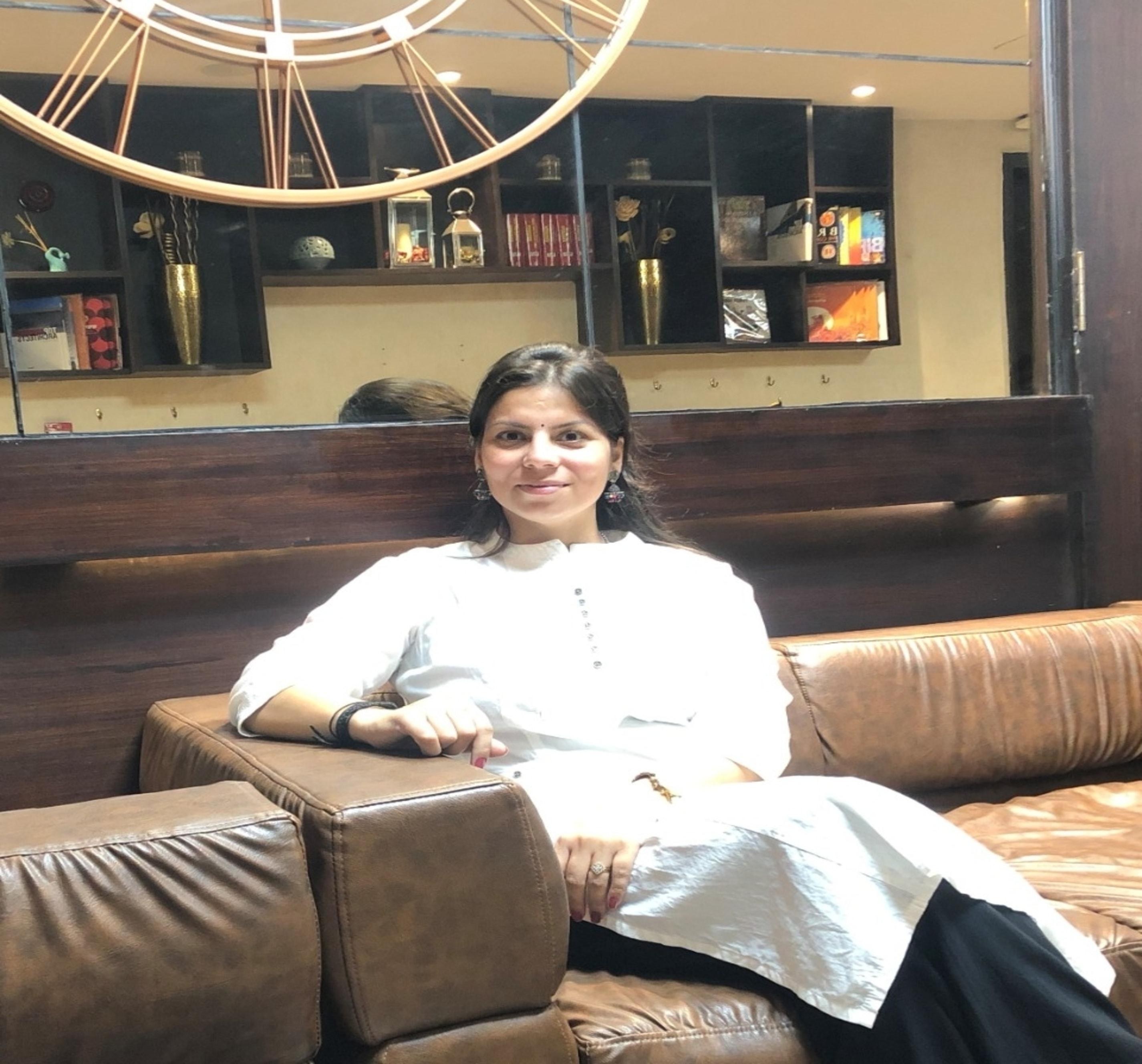 Ms. Rashmi Kinger