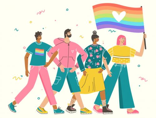 LGBTQ+ Pride