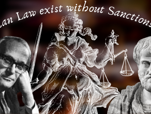Law without Sanctions